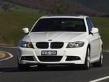 Pictures of BMW 330d Sedan M Sports Package AU-spec (E90) 2008–11