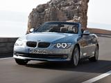 Pictures of BMW 335i Cabrio (E93) 2010