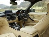 Pictures of BMW 335i Sedan Luxury Line UK-spec (F30) 2012