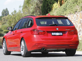 Pictures of BMW 320i Touring Sport Line AU-spec (F31) 2013