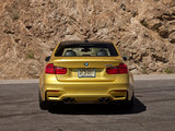 Pictures of BMW M3 North America (F80) 2014