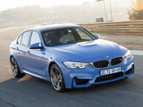 Pictures of BMW M3 ZA-spec (F80) 2014