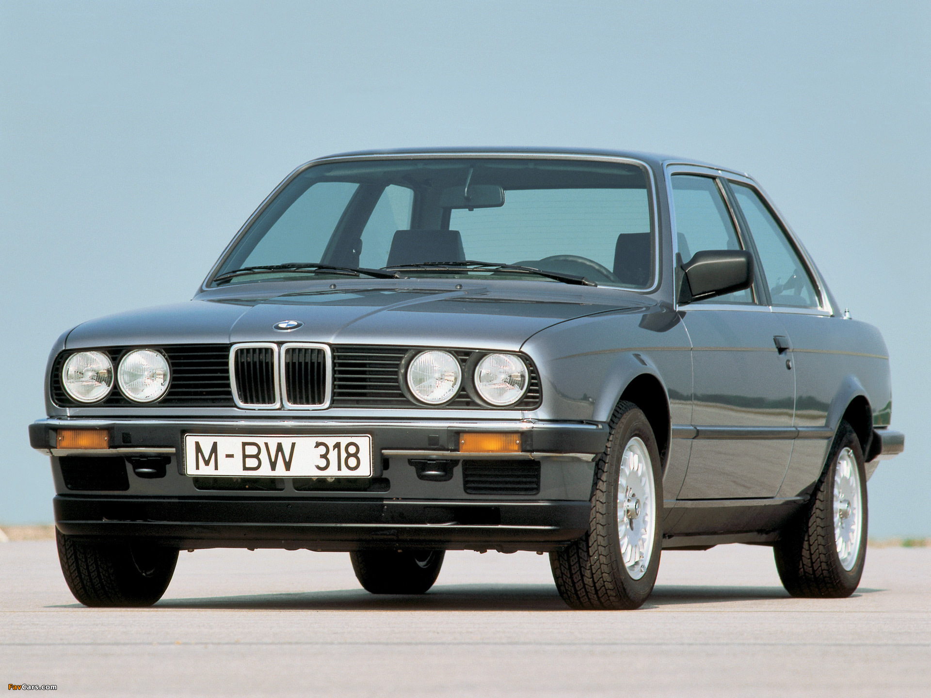 Pictures Of Bmw 318i Coupe E30 1982 91 1920x1440