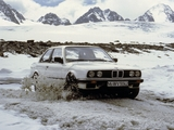Pictures of BMW 325iX Coupe (E30) 1987–91