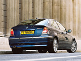 Pictures of BMW 325ti Compact UK-spec (E46) 2001–05