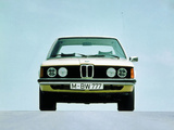 BMW 320i Coupe (E21) 1975–77 wallpapers