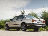 BMW 325e Sedan (E30) 1983–88 wallpapers