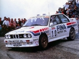 BMW M3 Group A Rally (E30) 1987–90 wallpapers