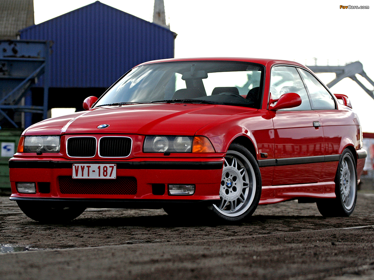 Bmw M3 Coupe E36 1992 98 Wallpapers 1280x960