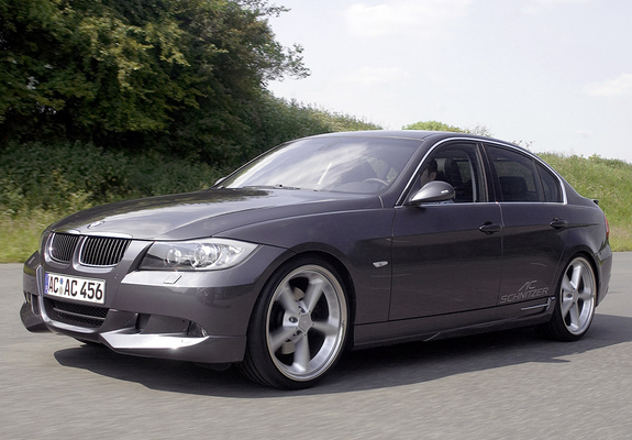 Ac Schnitzer Acs3 E90 200508 Wallpapers