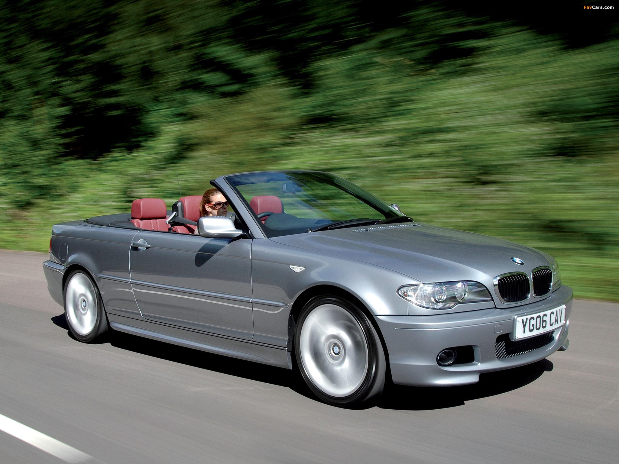 BMW e46 кабриолет бесплатно