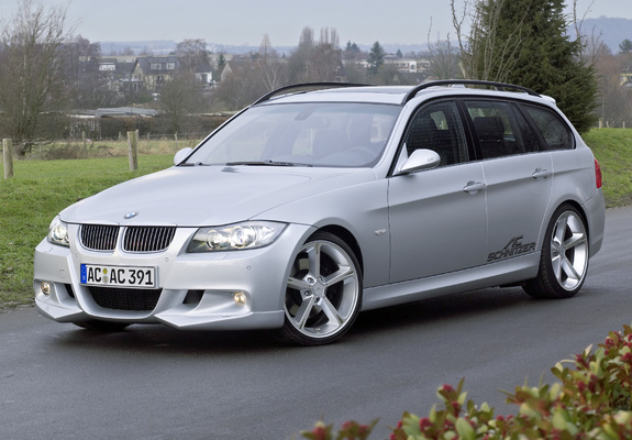 Ac Schnitzer Acs3 Touring E91 200608 Wallpapers