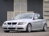 H&R BMW 330i Sedan (E90) 2006 wallpapers