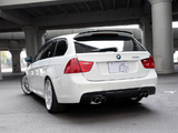 3D Design BMW 3 Series Touring (E91) 2008–12 wallpapers