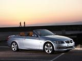 BMW 335i Cabrio (E93) 2010 wallpapers