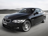 Wallpapers of BMW 335i Coupe M Sports Package AU-spec (E92) 2010