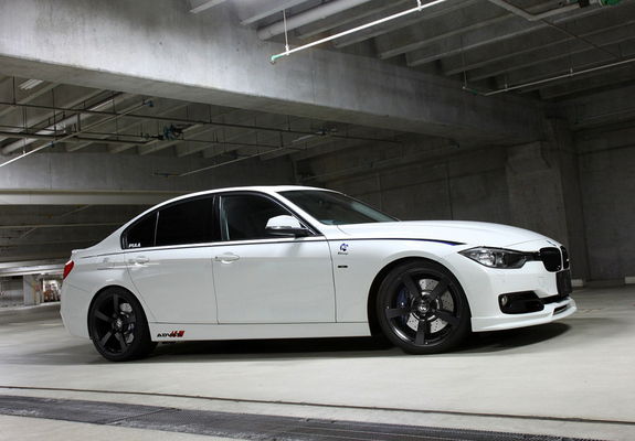 3d Design Bmw 3 Series Sedan F30 2012 Wallpapers