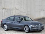 BMW 320d Sedan Modern Line ZA-spec (F30) 2012 wallpapers