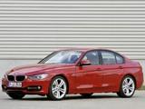 BMW 328i Sedan Sport Line (F30) 2012 wallpapers