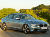 BMW ActiveHybrid 3 ZA-spec (F30) 2013 wallpapers