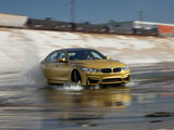 BMW M3 North America (F80) 2014 wallpapers