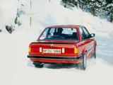 BMW 325iX Coupe (E30) 1987–91 wallpapers
