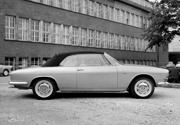 Images of BMW 3200 CS Cabriolet 1962