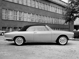 Images of BMW 3200 CS Cabriolet 1962
