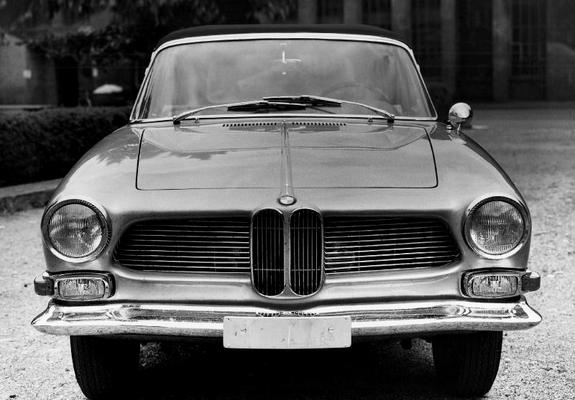 of BMW 3200 CS Cabriolet 1962