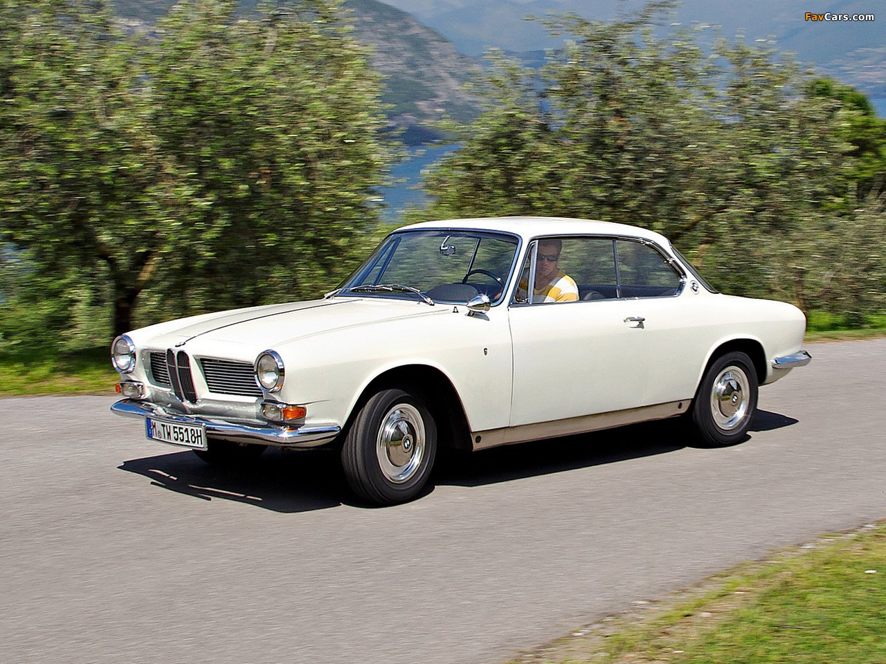 Pictures of BMW 3200 CS Coupe 1962-65 (1280x960)