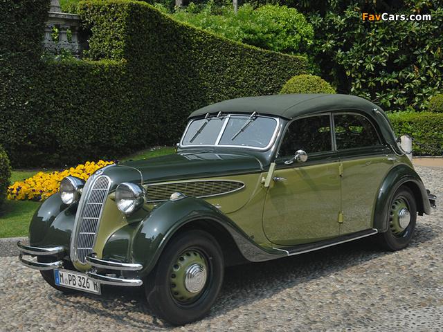 BMW 326 Cabriolet 1936–41 images (640 x 480)