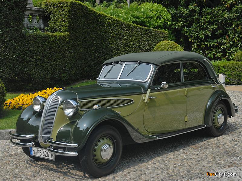 BMW 326 Cabriolet 1936–41 images (800 x 600)