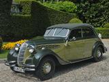 BMW 326 Cabriolet 1936–41 images