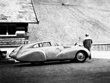 BMW 328 Kamm Coupe Mille Miglia 1940 wallpapers