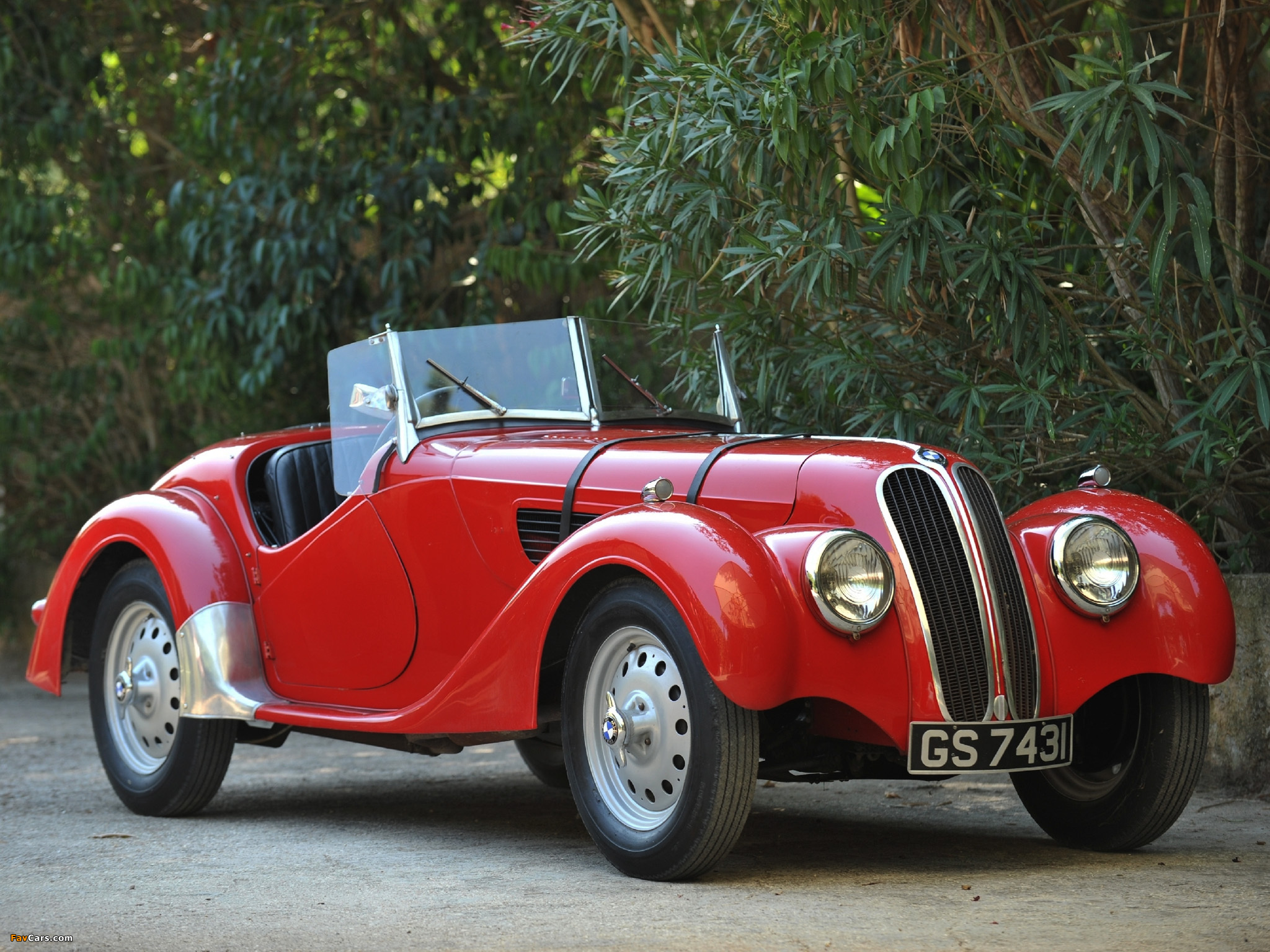 Pictures of Frazer Nash-BMW 328 Roadster 1936-39 (2048x1536)