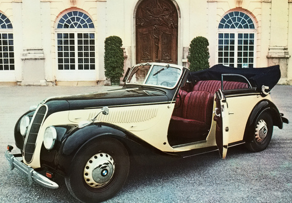 BMW 335 Cabriolet 1939 pictures