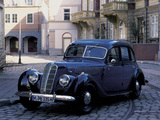 Photos of BMW 335 Limousine 1939–41