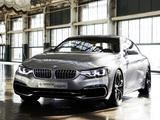 BMW Concept 4 Series Coupé (F32) 2013 images