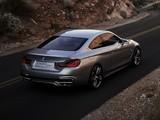 BMW Concept 4 Series Coupé (F32) 2013 photos