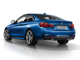 BMW 435i Coupé M Sport Package (F32) 2013 pictures