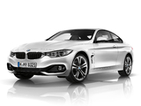 BMW 435i xDrive Coupé Sport Line (F32) 2013 pictures