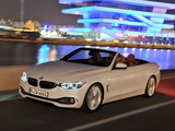 BMW 428i Cabrio Luxury Line (F33) 2013 wallpapers