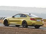BMW M4 Coupé ZA-spec (F82) 2014 images