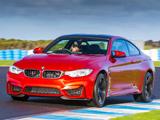 BMW M4 Coupé AU-spec (F82) 2014 photos