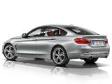 Images of BMW 435i Gran Coupé Sport Line (F36) 2014
