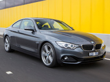 Photos of BMW 428i Coupé Sport Line AU-spec (F32) 2013