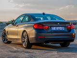 Photos of BMW 428i Coupé Sport Line ZA-spec (F32) 2013