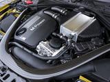 Photos of BMW M4 Coupé UK-spec (F82) 2014