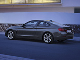 Pictures of BMW 420d Coupé Sport Line (F32) 2013