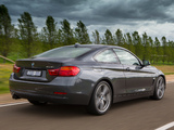 Pictures of BMW 428i Coupé Sport Line AU-spec (F32) 2013